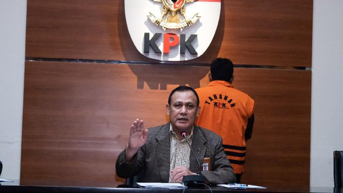 Wali Kota Tanjungbalai M Syahrial Ditahan KPK
