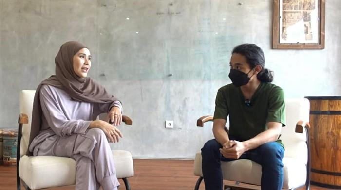 Zaskia Adya Mecca bertemu dengan Ramadan atau Rama