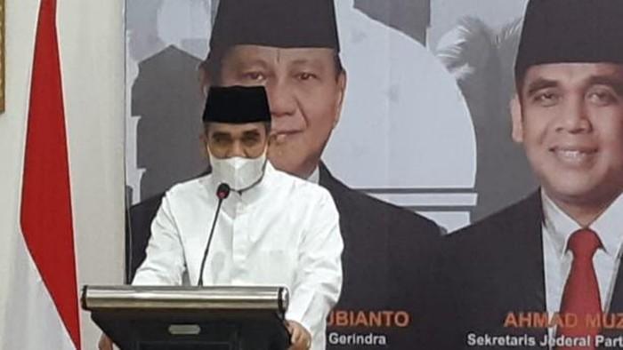 Ahmad Muzani/Dok Gerindra