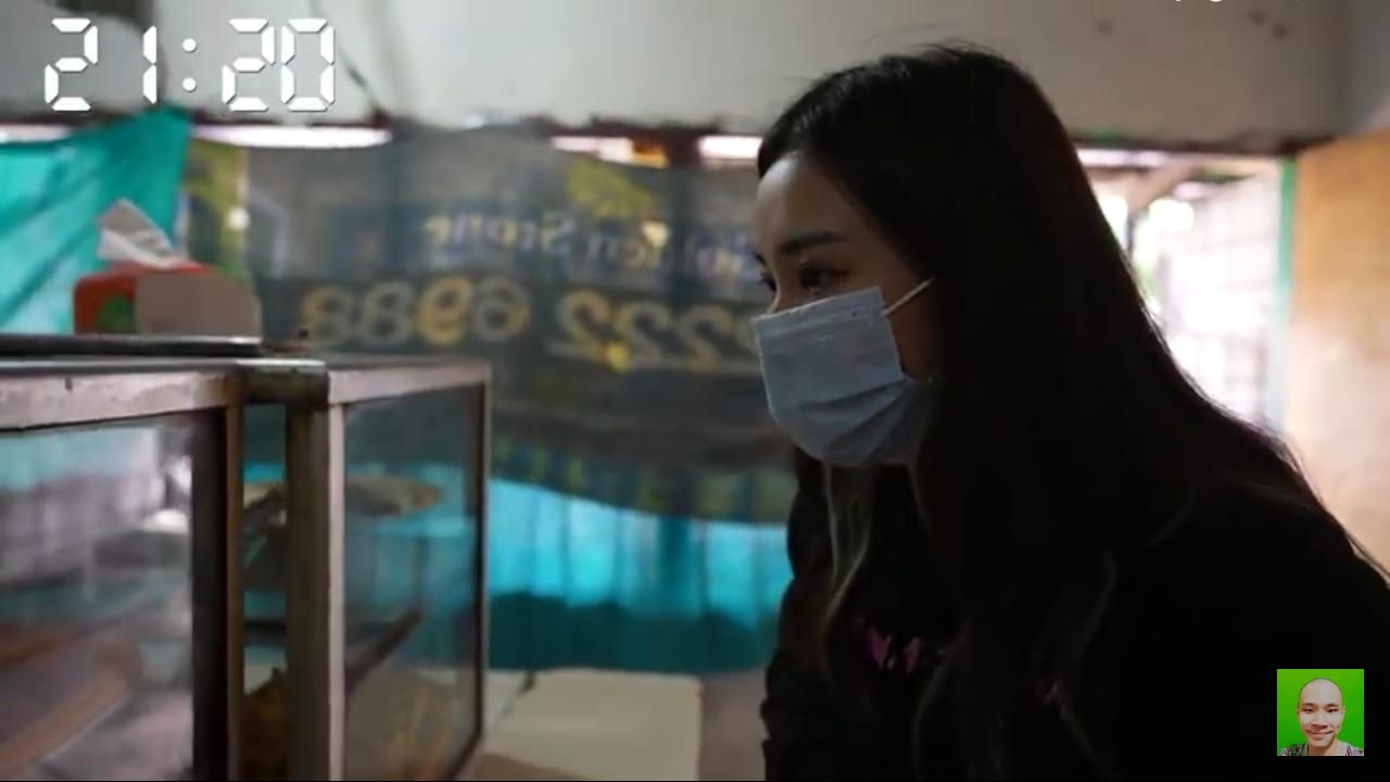 Mulia! Jess No Limit dan Jessica Jane Borong Makanan Warteg Rp 30 Juta