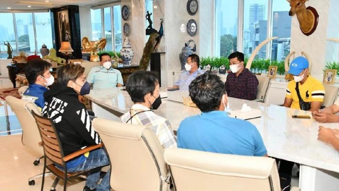 Ketua Umum Ikatan Motor Indonesia (IMI) Pusat, Bambang Soesatyo, mendorong agar Kejuaraan Balap Motor Offroad Motocross dan Grasstrack (MX dan GTX) Internasional segera dilaksanakan.