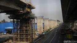Mulai Hari Ini Tol Japek Buka Tutup Imbas Proyek Kereta Cepat