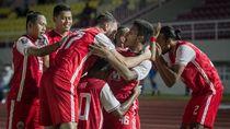 Macan Kemayoran Berjaya di Piala Menpora 2021
