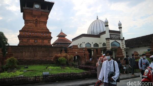 Bangunan Menara Kudus cukup dikenal masyarakat luas.