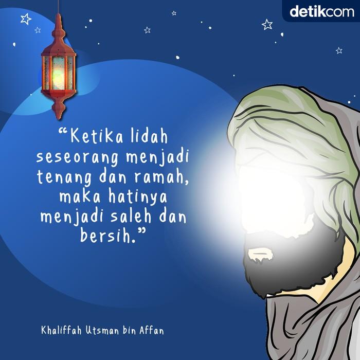 Mutiara ramadhan Ustman bin Affan