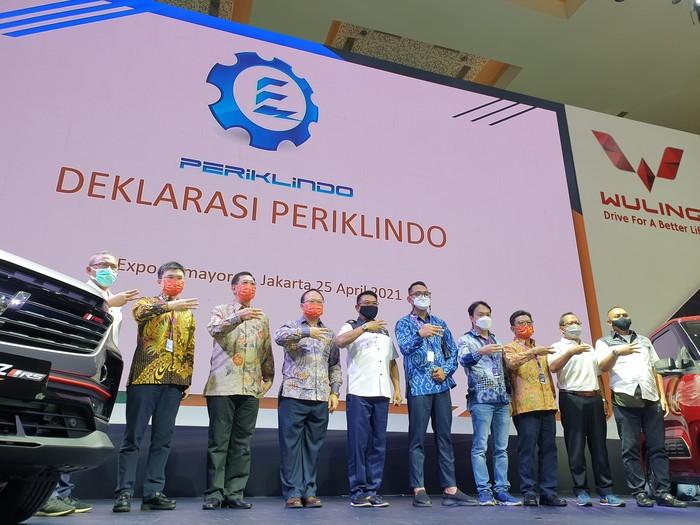 Periklindo resmi didirikan di Jakarta pada Minggu 25/4/2021