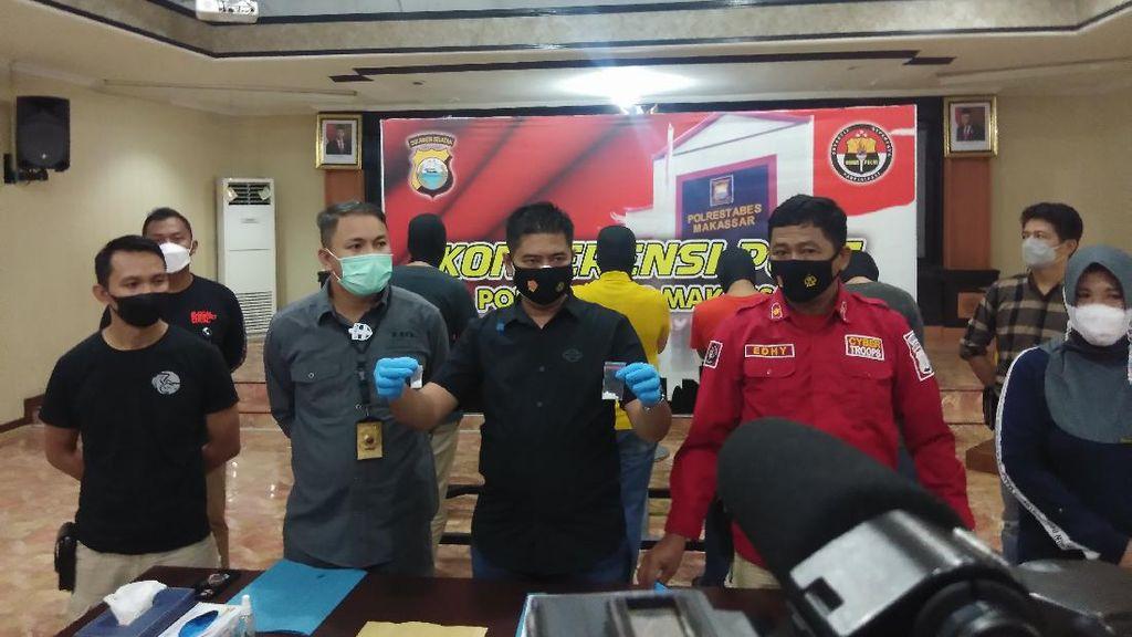 Berkas Kasus Narkoba 4 Pejabat Pemkot Makassar Diserahkan ke JPU