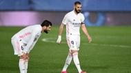 Real Madrid Vs Kelelahan