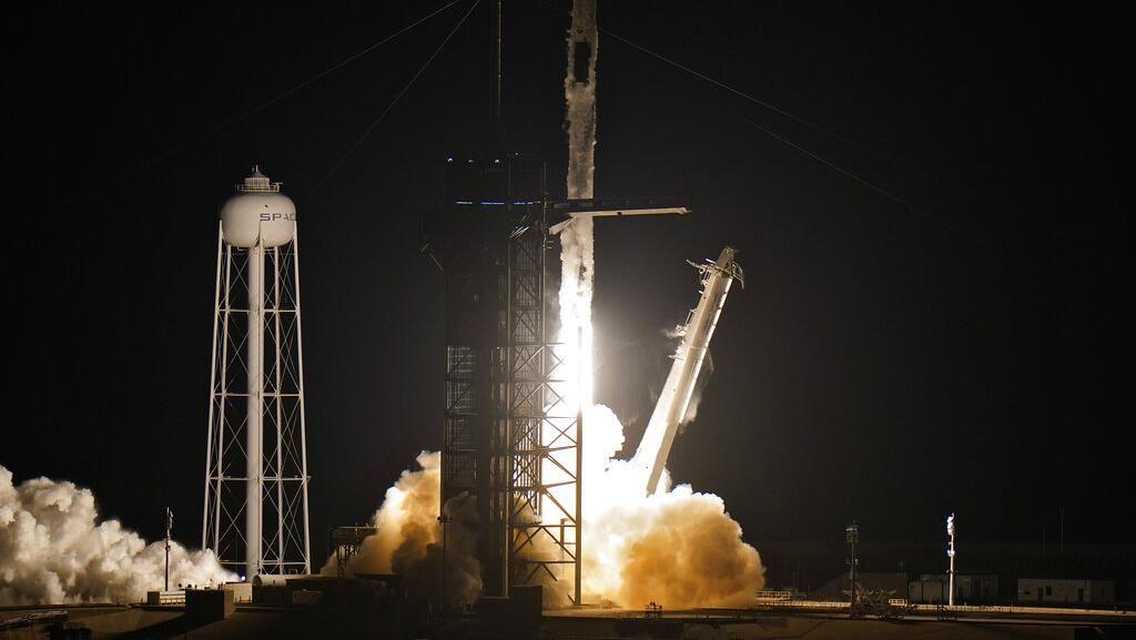 Wow! AS Bakal Punya Pengiriman Kargo Pakai Roket Luar Angkasa
