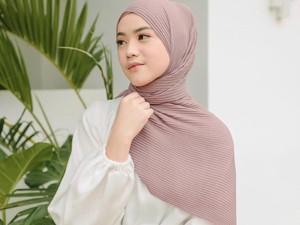 Tren Hijab Lebaran 2021: Pedagang Thamrin City Kompak Jual Jilbab Jenis Ini