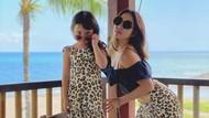 Adu Gaya 2 Single Mom Bersama Anak, Gisella Anastasia VS Ayu Ting Ting
