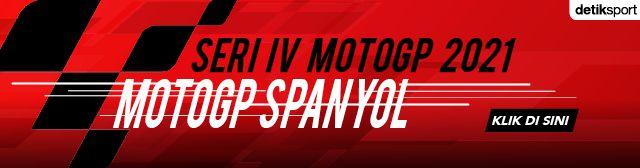 Banner MotoGP Spanyol 2021