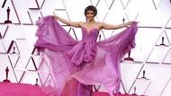 10 Artis Berbusana Terbaik di Oscars 2021, Zendaya Hingga Halle Berry