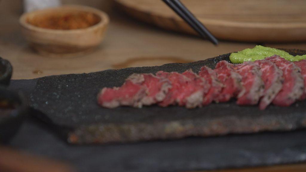 bikin laper, episode makan steak di super steak