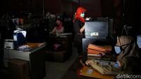 Corona Menggila Lagi, Kemenperin Batasi Pegawai WFO Maksimal 500 Orang