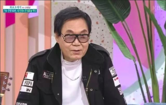 Jo Young Nam, Mantan Suami Youn Yuh Jung