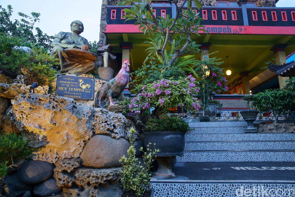 Men Tempeh 1978: Ayam Betutu Gilimanuk Legendaris yang Nendang Pedasnya