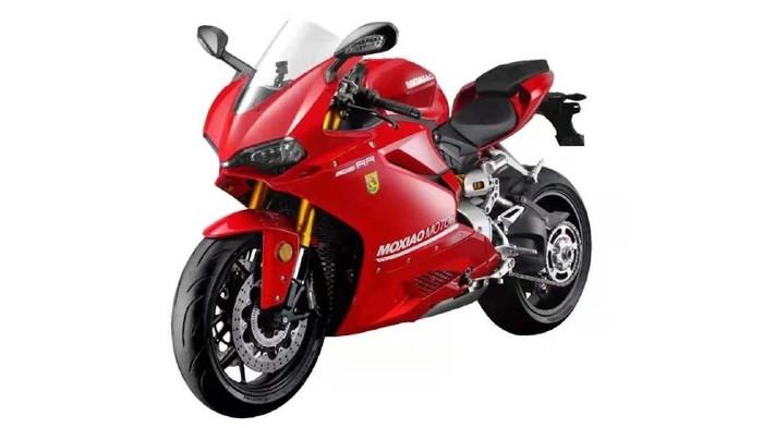 Moxiao RR kembaran Ducati Panigale 959