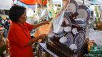 Penjualan Parsel di Cikini Mulai Menjamur