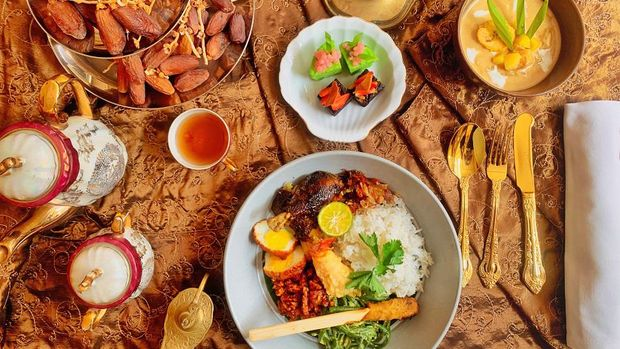Ramadhan di InterContinental Bali Resort