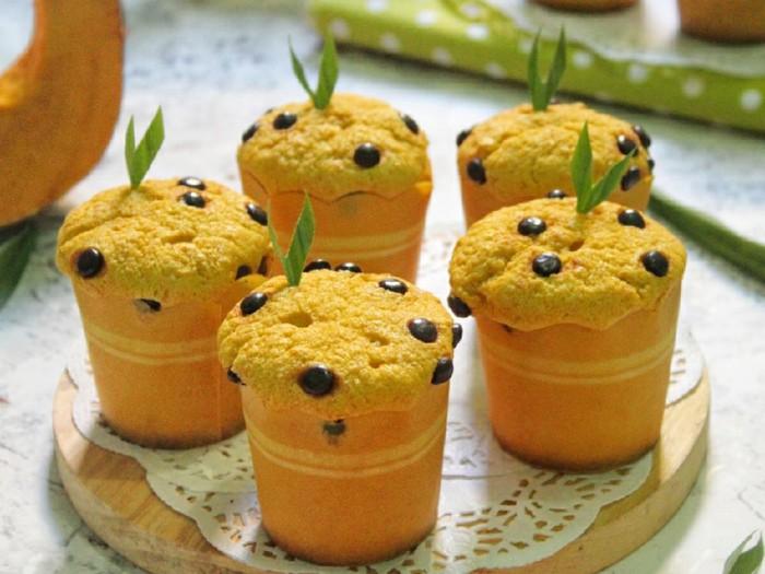 Resep Muffin Labu Kuning