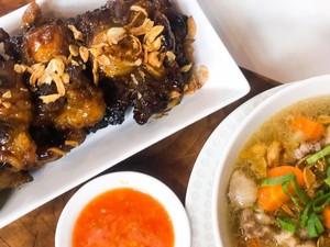 Masak Masak : Sop Buntut Bakar ala Restoran yang Gurih Mantul