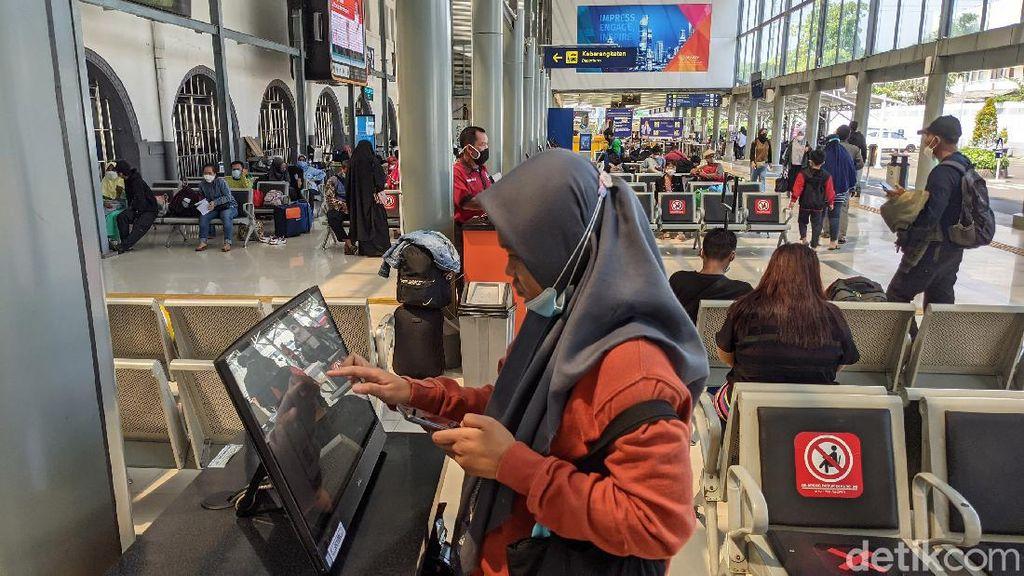Metamorfosis Stasiun Kereta RI yang Dipuji NetizenIndia Rasa Bandara