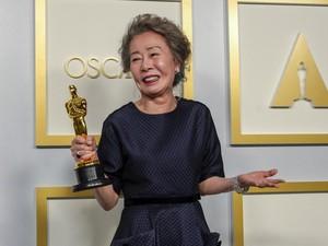 Youn Yuh Jung Minari Menang Oscar, Mantan Suami Menyesal Pernah Selingkuh