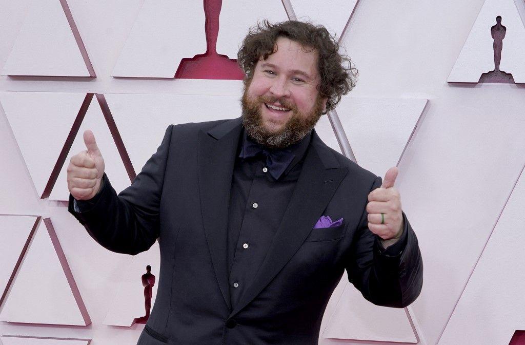 Filmmaker Michael Govier, nominated for Short Film (Animated) for