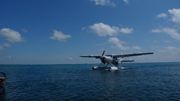 Pesawat ini merupakan pilihan yang sesuai untuk digunakan pada perairan di Indonesia. Hal ini berdasarkan pengamatan dan analisis yang dilakukan oleh Balitbanghub terkait kedalaman perairan, ketinggian gelombang, serta kekuatan arus.