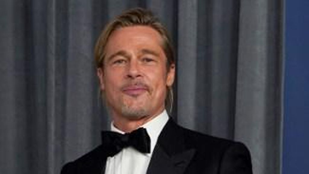 Brad Pitt Miliki Hak Asuh Anak Usai Menang di Pengadilan
