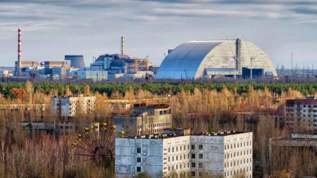 Bekas Bencana Nuklir Chernobyl Diusulkan Jadi Situs UNESCO