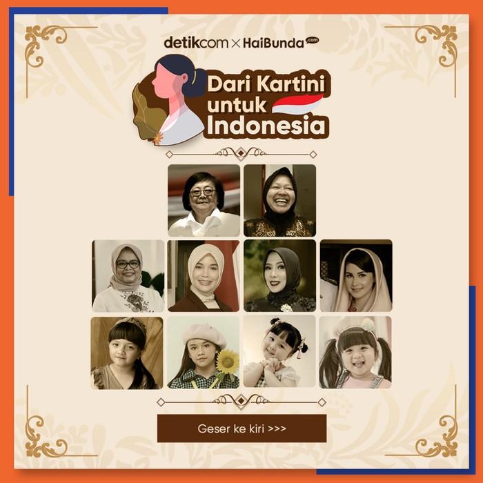 Dari Kartini untuk Indonesia