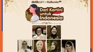 Perempuan Keren Indonesia Kumpul di Acara Dari Kartini untuk Indonesia Besok