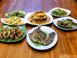 Gurihnya Seafood Segar Racikan H. Moel yang Legendaris di Cirebon