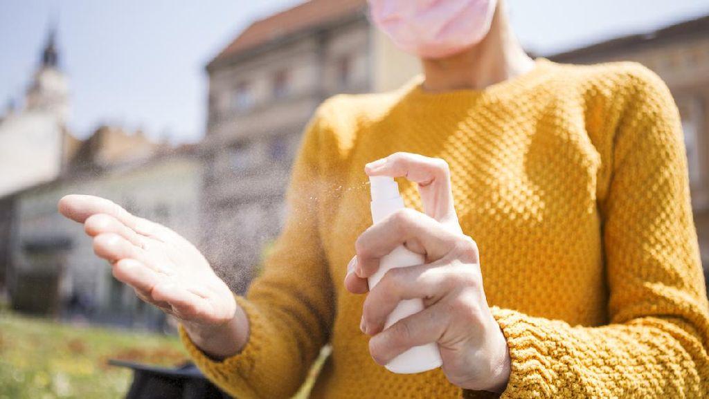 18 Hand Sanitizer Mengandung Zat Kimia Tinggi Ditarik Singapura