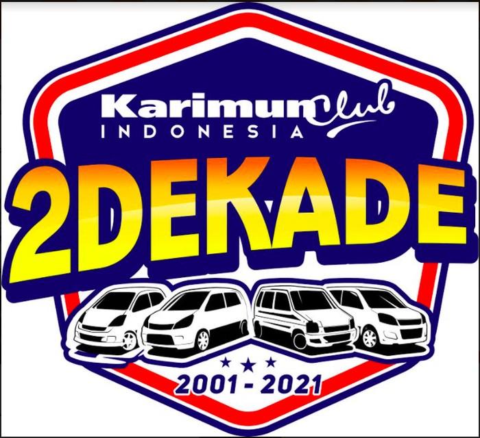 Karimun Club Indonesia (KCI) memasuki usia 2 Dekade.