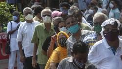 WHO: Varian Baru Bukan Penyebab Utama Tsunami COVID-19 di India