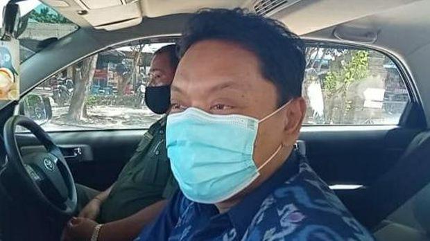 Kepala Seksi (Kasi) Konservasi Wilayah I BKSDA Bali, Sumarsono (Sui-detikcom)