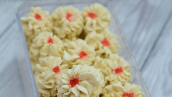 tempat beli kue kering lebaran Rp 50 ribuan di toko online Instagram.