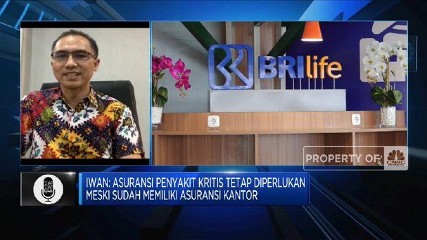 Kulik Manfaat Asuransi Penyakit Kritis BRI Life Bagi Kaum Muda(CNBC Indonesia TV)