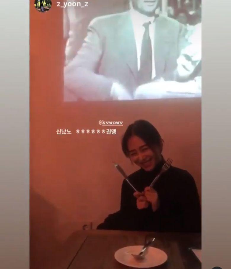 Dukungan untuk Kwon Mina Ditunjukkan Lewat sebuah Food Truck