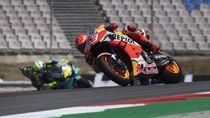 Cuma Finis Ke-9, Marquez Merasa Hancur karena Crash Horor saat FP3