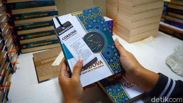 Syamil Quran sendiri tercatat telah beroperasi sejak tahun 2008 dan telah mendistribusikan mushaf Al Quran ke seluruh pulau yang ada di Indonesia. Saat ini, ekspedisi distribusi Al Quran di proyeksikan menyentuh bagian timur nusantara seperti Papua.