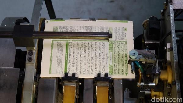Sebelum masuk ke tahap percetakan, Syamil Quran sebagai salah satu penerbit dan pencetak Al Quran terbesar di Jawa Barat memastikan seluruh karyawan telah menjaga Wudhu. Mereka memiliki kebiasaan baik sebelum memulai aktivitas percetakan, yaitu berwudhu, membaca Al Quran (tilawah), hingga menunaikan ibadah shalat dhuha.