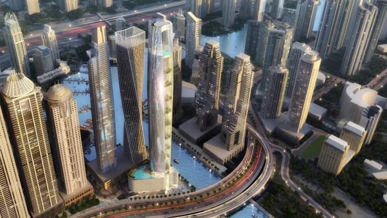 Menara Ciel Dubai