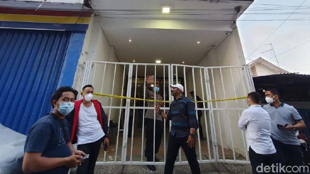 Penggeledahan di Petamburan III terkait Munarman