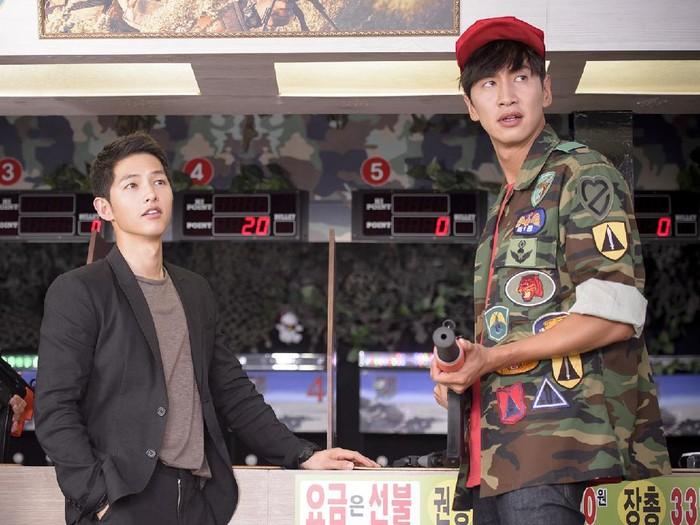 Episode Running Man terlucu. Foto: dok. SBS