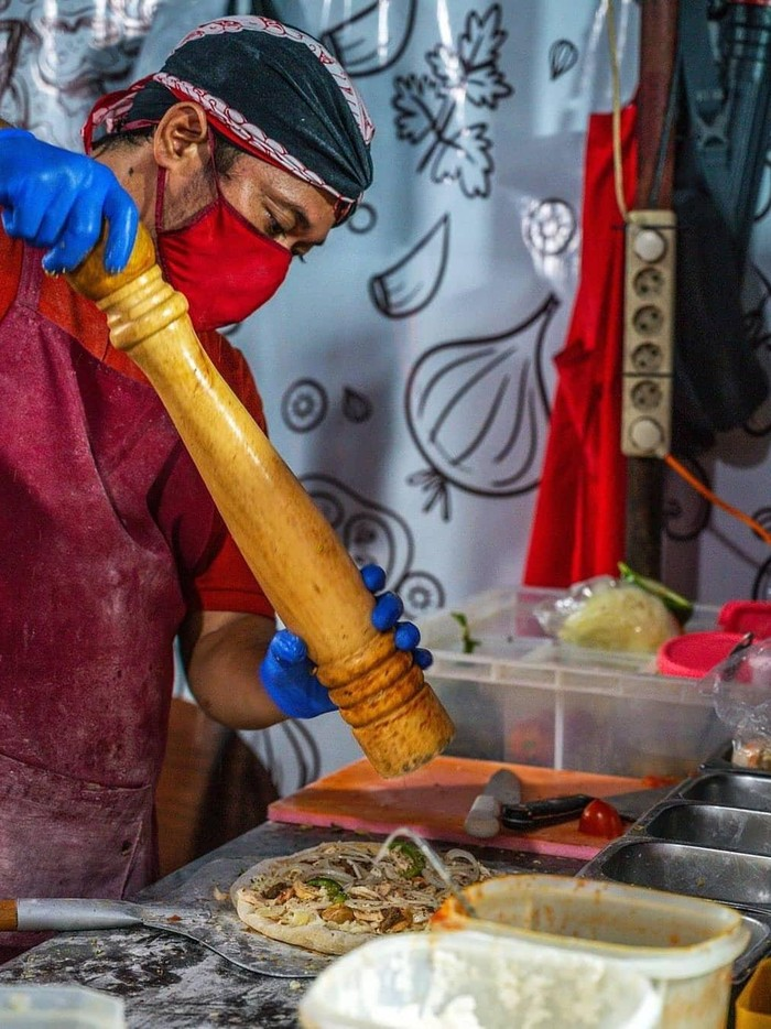Tunqu Nangkring