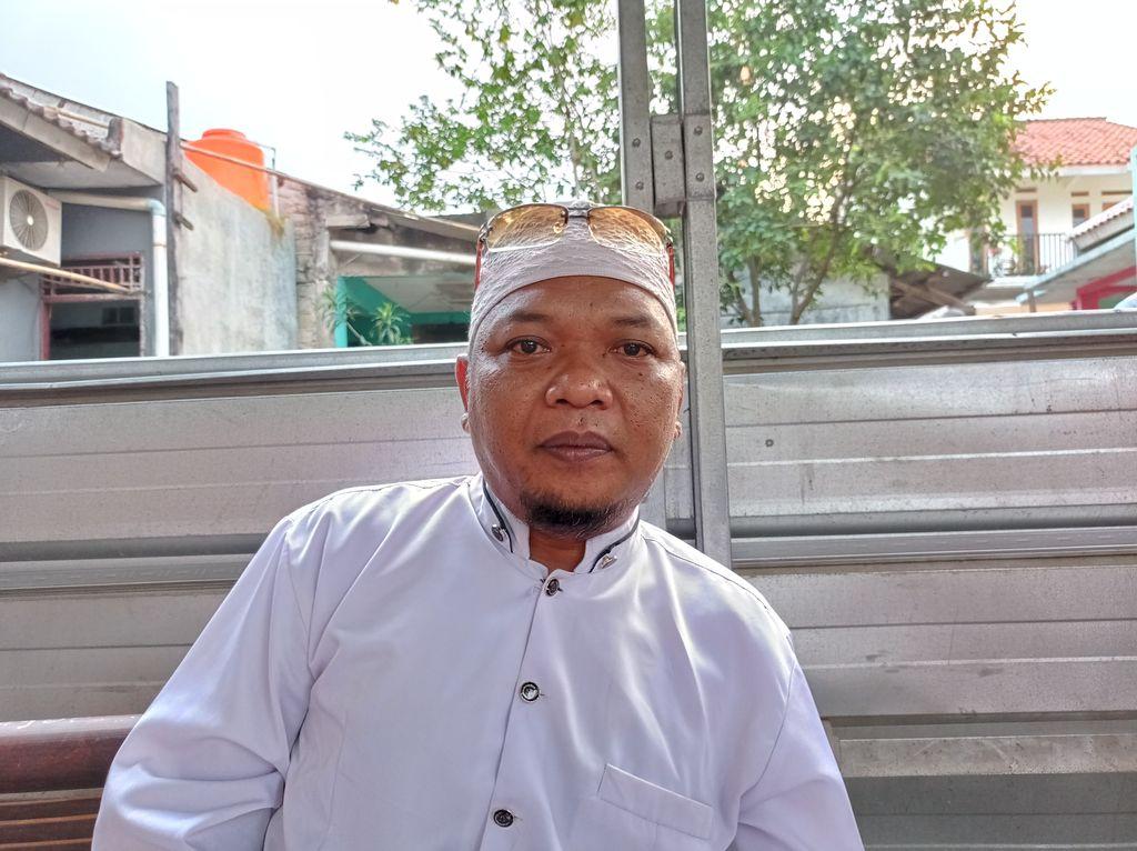 Ustaz Adam Ibrahim (Sachril-detikcom)